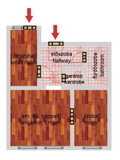 floor map